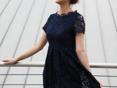 Attilio Lace Dress