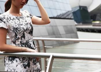 Missmi Lace Dress